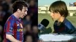 Messi no siempre fue el 'chico popular' - Noticias de enrico preziosi