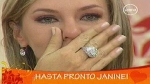 Janine Leal se despidió de canal 2 - Noticias de javier gonzales