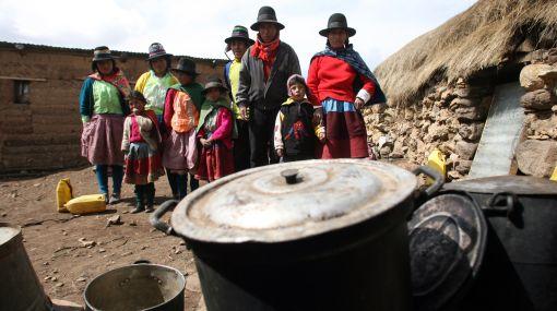 pobreza, pobreza rural