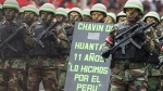 gran parada militar, comandos chavn de huantar