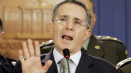 lvaro Uribe: 