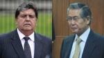 Alberto Fujimori, Alan Garca