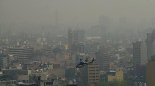 China, el país mas contaminado del mundo