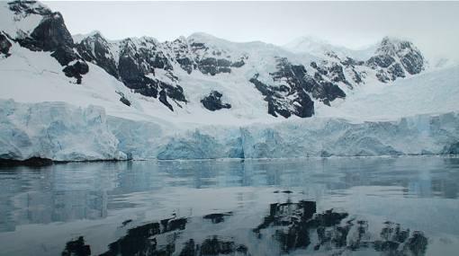 Hallaron ríos en el hielo a 1.000 km del Polo Sur 336820