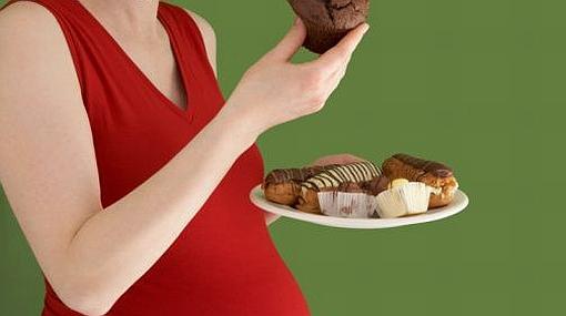 Embarazo,  Alimentación