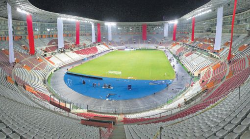 Estadio Nacional, Copa América Argentina 2011, Selección peruana,  Remozado Estadio Nacional