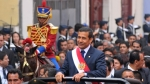 Ollanta Humala, Gran Parada Militar, Fiestas Patrias 2011