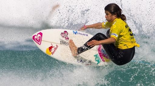 Tabla, Sofía Mulanovich, Surf, ASP, US Open of Surfing