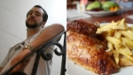 Pollo a la brasa, Guillermo Russo