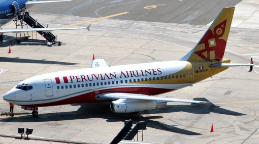 Indecopi, Peruvian Airlines, Ministerio de Transportes y Comunicaciones