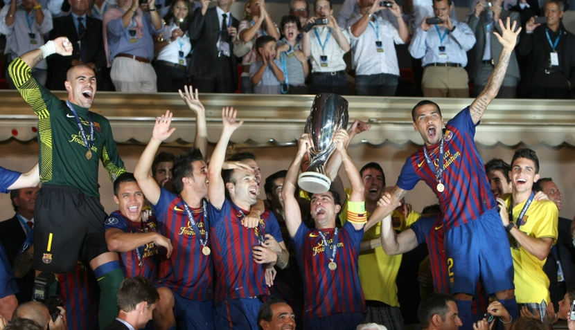 La Supercopa de Europa de la UEFA 386527