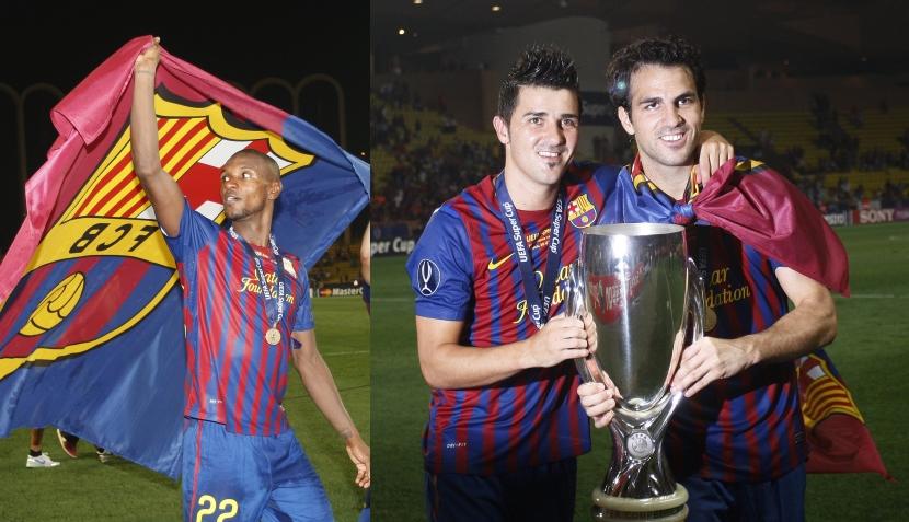 La Supercopa de Europa de la UEFA 386536