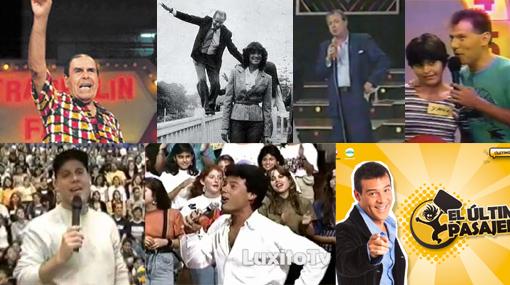 Los 10 programas concurso que triunfaron en la TV peruana