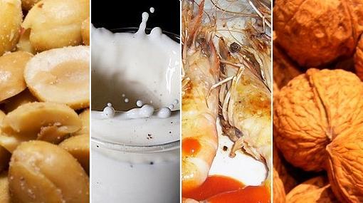 Alimentos, Curiosidades, Estudios científicos, Maní,  Alergias