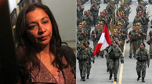 Ollanta Humala, Renzo Reggiardo, Marisol Espinoza