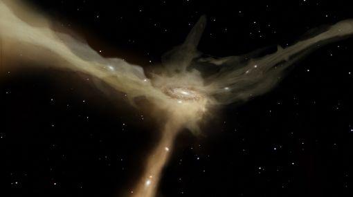 ESA, Galaxia, Universo, Agencia Espacial Europea, Estrellas