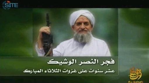 Osama Bin Laden, , Aymán Al Zawahiri