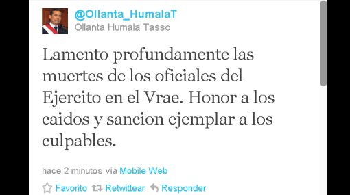Ejército Peruano, Fuerzas Armadas, VRAE
