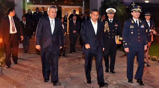 Humala viajó a EE.UU. para participar en la Asamblea de la ONU