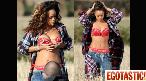 Rihanna, Videoclip, Pop