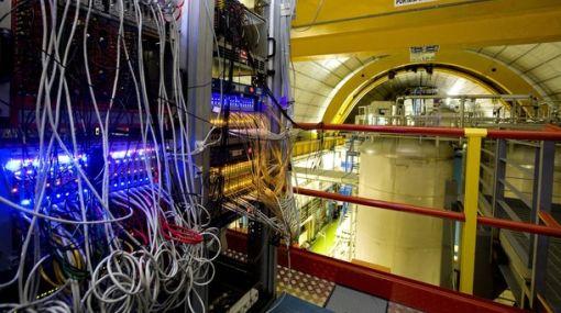 , CERN, Gran Colisionador de Hadrones, Neutrinos, Velocidad de la luz