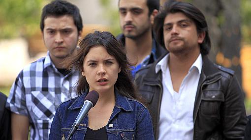 Chile, Camila Vallejo, Sebastian Piñera