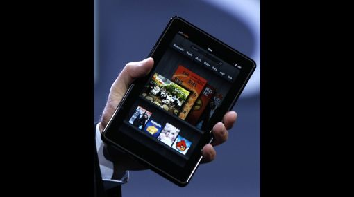 Amazon,  Kindle Fire