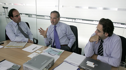 , Empresas peruanas, Ejecutivos