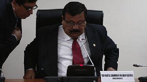 Tomás Zamudio