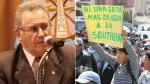 Tacna, Agua, Carlos Herrera Descalzi, Huelga minera, Southern Perú, Ministerio de Energía y Minas