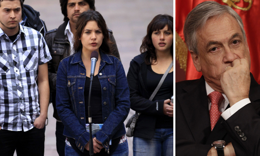 , Camila Vallejo, Stéphane Hessel