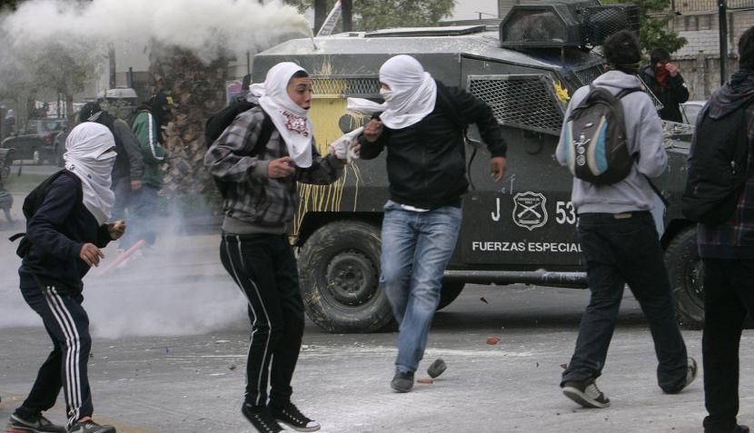 Chile, Protestas en Chile
