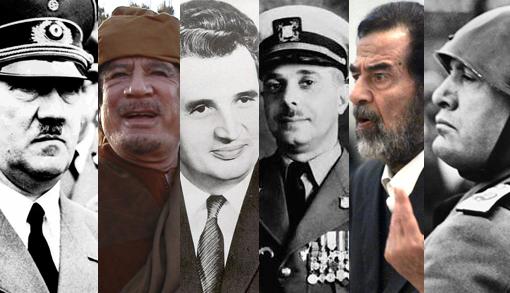 Libia, Muertes, Dictadores, Protestas en Libia