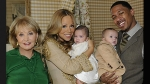 Mariah Carey, Nick Cannon, Barbara Walters