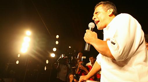 """Presidente Humala: """"Soy consciente de que no podemos fallarle al país"""""""