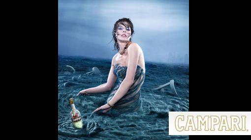 Milla Jovovich posó en calendario inspirado en el fin del mundo