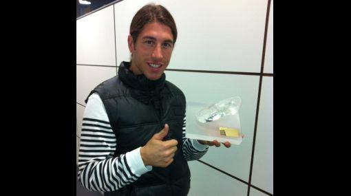 CR7 regaló botas de cristal a jugadores de Real Madrid