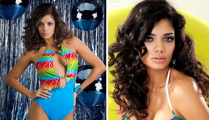 Odilia García, Miss Mundo 2011
