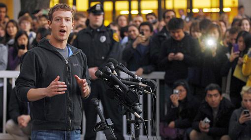 Facebook,  Mark ZuckerbergZuckerberg