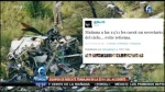 Mxico, Accidentes areos, Twitter,  Secretara de la Gobernacin de Mxico