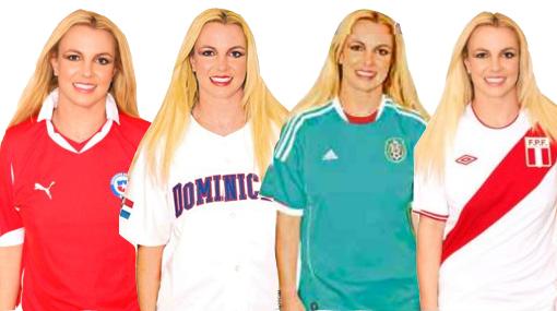 Britney Spears, , Britney Spears en Lima
