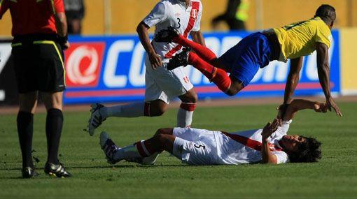 Selección peruana, Eliminatorias Brasil 2014, Brasil 2014