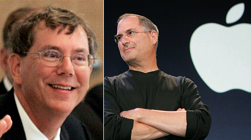 Steve Jobs, Apple, Arthur Levinson
