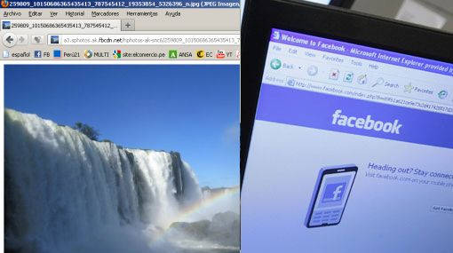 Privacidad en Facebook, Facebook