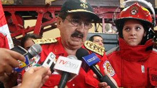 Cuerpo de Bomberos, , Bomberos, Cuerpo General de Bomberos Voluntarios del Perú