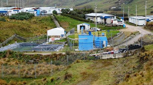 Cajamarca, Proyecto Conga, Newmont Mining
