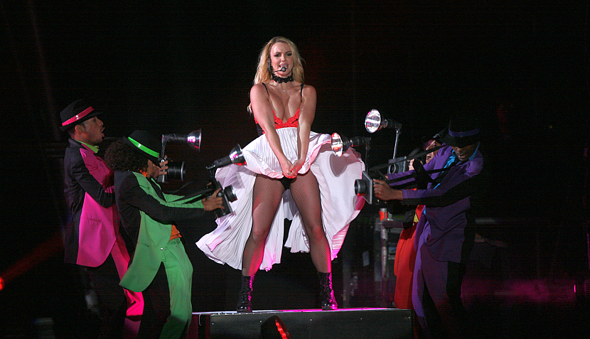 Britney Spears, Conciertos en Perú, Conciertos en Lima, Música, Conciertos 2011