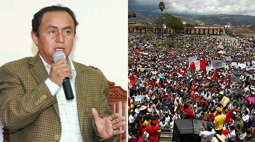 , Conflictos sociales, Cajamarca, Ministerio del Ambiente, Minam, Protestas antimineras, Proyecto Conga, Paro en Cajamarca