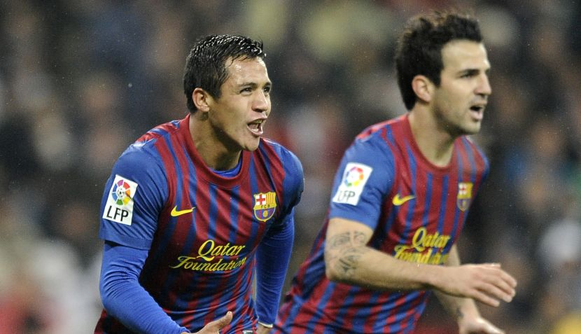 El super clasico español Real Madrid Vs Barcelona  427269