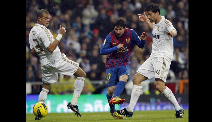 El super clasico español Real Madrid Vs Barcelona  427276